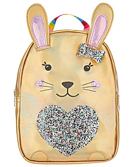 Accessorize Rainbow Bunny Backpack