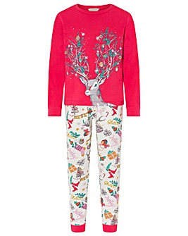 Monsoon Raven Christmas Jersey Pj
