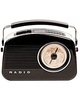 Konig HAV-TR900BL Retro DAB+ Radio