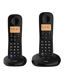 BT Everyday Phone Twin with Answer Phone