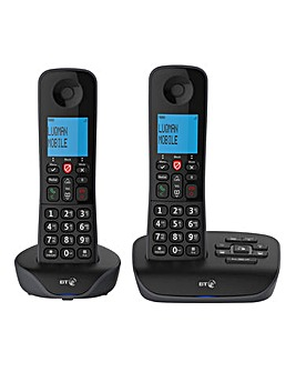 BT Essential Twin Nuisance Call Block
