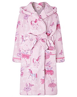 Monsoon Vivianna Unicorn Chunky Robe