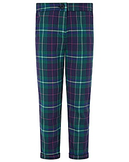 Monsoon Carly Check Trouser