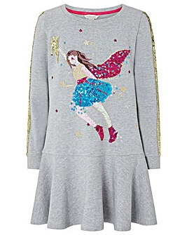 Monsoon Supergirl Sweat Dress
