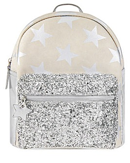 Accessorize Star Glitzy Backpack