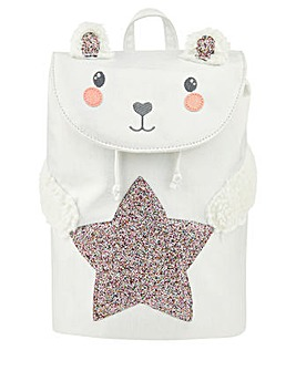 Accessorize Polar Bear Backpack