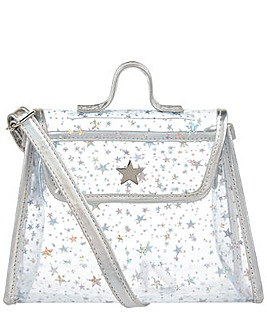 Accessorize Star Jelly Across Body Bag