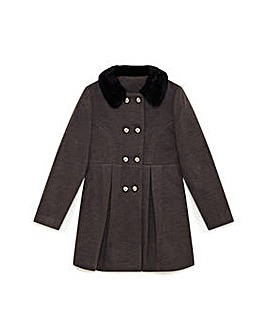 Yumi Girl Double Breasted Coat