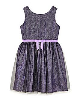 Yumi Girl Sparkle Galaxy Prom Dress