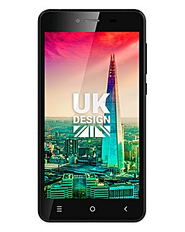 STK Life 7 4G Smart Phone Pitch Black