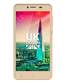 STK Life 7 4G Smart Phone Royal Gold