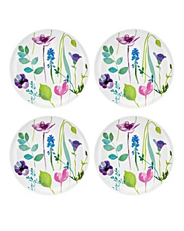 Portmeirion Water Garden S4 Side Plates