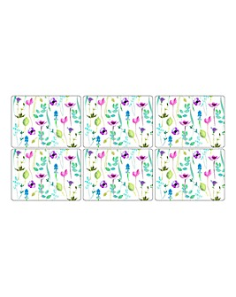 Portmeirion Water Garden S6 Placemats