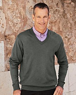 Premier Man Mock Shirt Jumper
