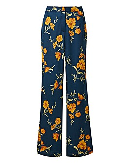 Lovedrobe Printed Trousers