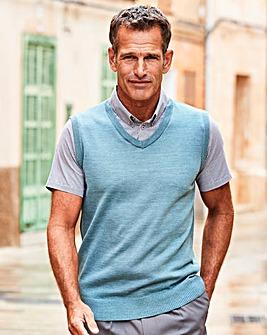 Premier Man Mint Mock Shirt Slipover Regular
