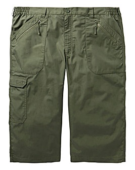 Premier Man 3/4 Action Pants