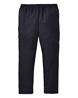 Premier Man Elasticated Waist Formal Trousers