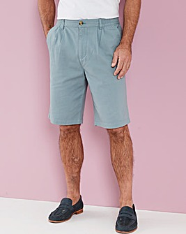 Mint Side Elasticated Shorts