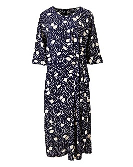 Lovedrobe Spot Shift Dress