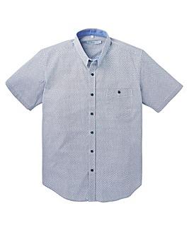 WILLIAMS & BROWN Print Shirt