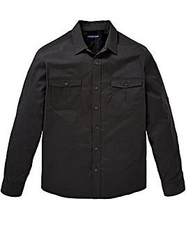 Premier Man Black Action Shirt R