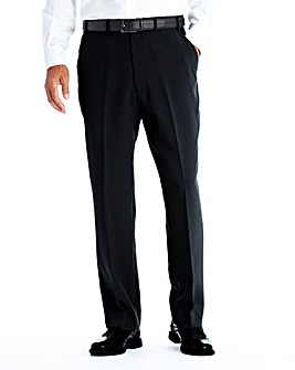 Premier Man Formal Side Elasticated Trousers 33in