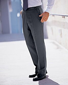 Premier Man Formal Side Elasticated Trousers 31in