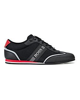 Boss Lighter Low Profile Textile Sneaker