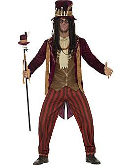 Halloween Voodoo Witch Doctor