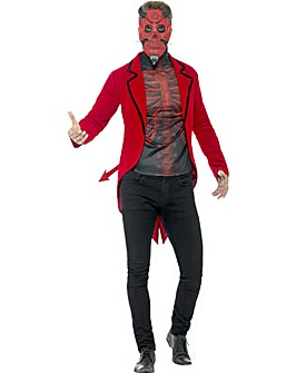 Halloween Day of the Dead Devil costume