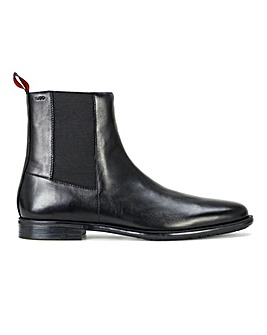 Boss Leather Chelsea Boot