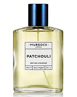 Murdock London Patchouli Cologne 100ml