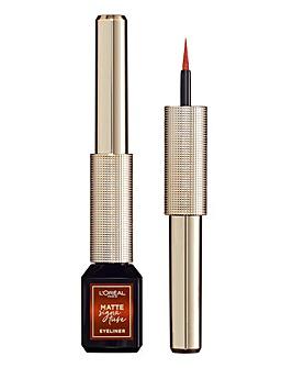 L'Oreal Matte Signature Liquid Eyeliner - Copper