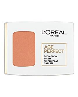 L'Oreal Age Perfect Illuminating Blusher - Amber