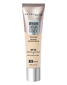 Maybelline All In One Foundation - 116