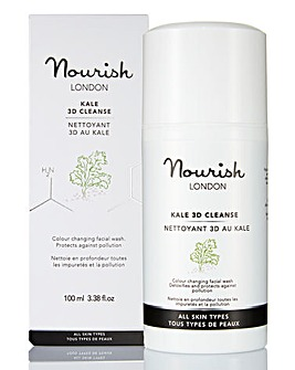 Nourish London Kale 3D Cleanser