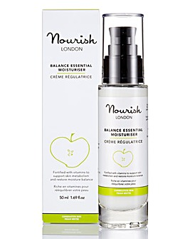 Nourish London Balance Essential Face Moisturiser