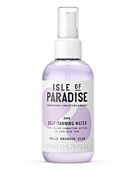 Isle Of Paradise Tanning Water Dark