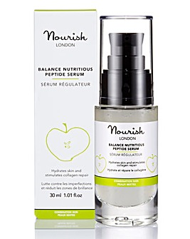 Nourish London Balance Nutritious Peptide Serum