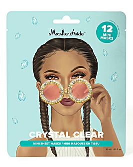 MaskerAide Crystal Mini Sheet Masks