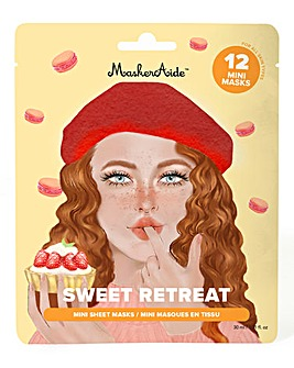 MaskerAide Sweet Mini Sheet Masks