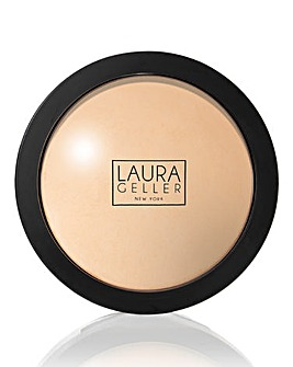 Laura Geller Double Take Baked Versatile Powder Foundation - Fair