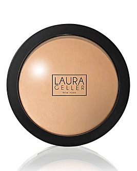 Laura Geller Double Take Baked Versatile Powder Foundation - Golden Medium