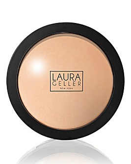 Laura Geller Double Take Baked Versatile Powder Foundation - Light