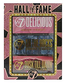 W7 Hall Of Fame Eye Shadow Set