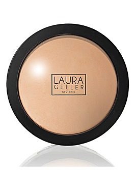 Laura Geller Double Take Baked Versatile Powder Foundation - Medium