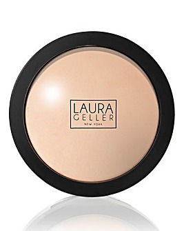 Laura Geller Double Take Baked Versatile Powder Foundation - Porcelain