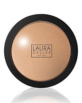 Laura Geller Double Take Baked Versatile Powder Foundation - Sand