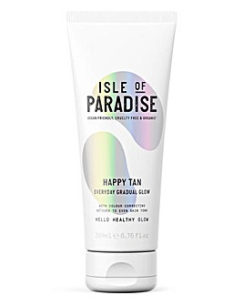 Isle Of Paradise Happy Tan - Gradual